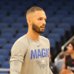 Evan Fournier au Orlando Magic