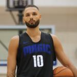 Evan Fournier au Orlando Magic (©NBA)