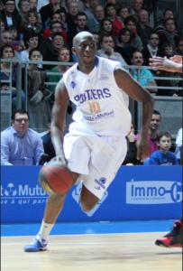 Lamine Kanté a réalisé 3 passages à Poitiers.