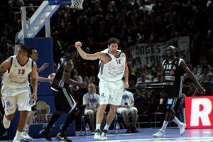 Finale du Championnat de France de basket ProBPoitiers-LimogesSaison 2008-2009  POPBPhoto hervÈ Bellenger/IS